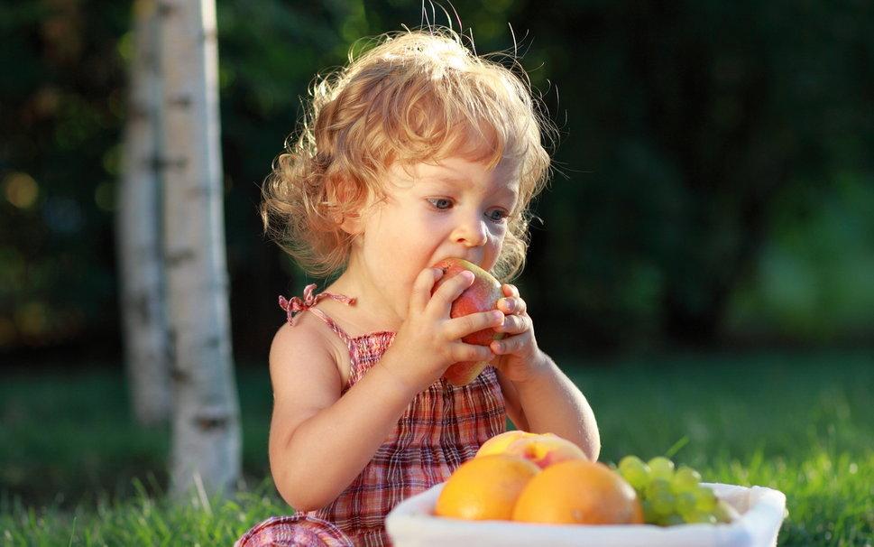 Основы здорового питания ребенка