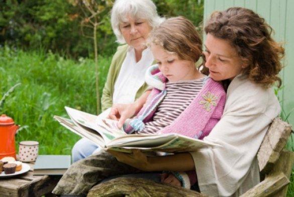Арт-терапия с детьми. Сказка «У природы нет плохой погоды»