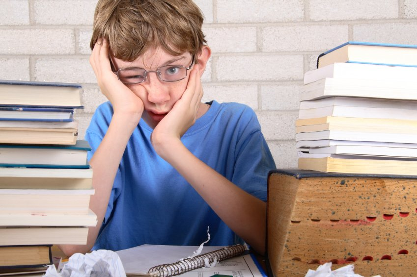 Идём в школу: учить уроки или нет