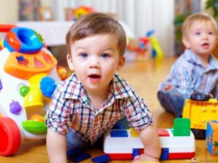 Готов ли малыш к детскому саду?