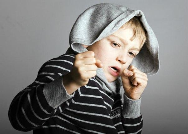 Как бороться с детской агрессией?