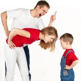 Как не кричать на своего ребенка?