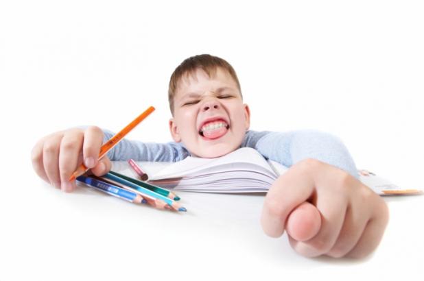 Трудные типы поведения детей