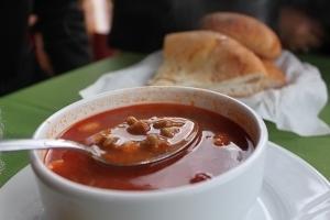 Калорийность супов, полезные и вредные свойства