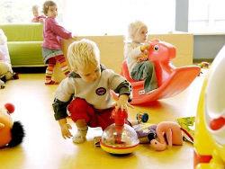 Нужен ли детский сад ребенку?
