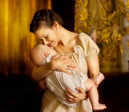 Какому святому молиться о детях