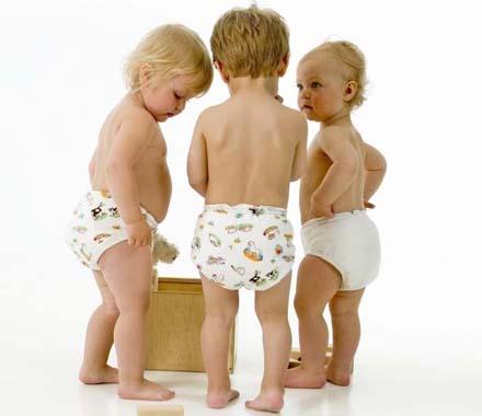 3 мифа о подгузниках