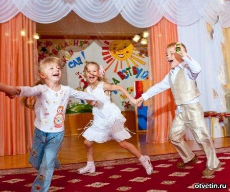 Игры на знакомство для детей разного возраста