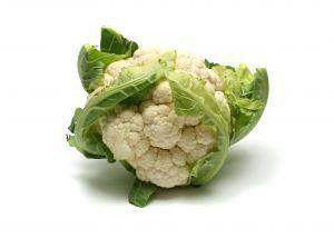 Калорийность цветной капусты, полезные свойства