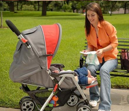 Советы по выбору коляски для малыша