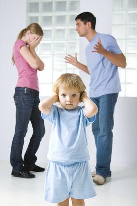 Развод: как помочь ребенку