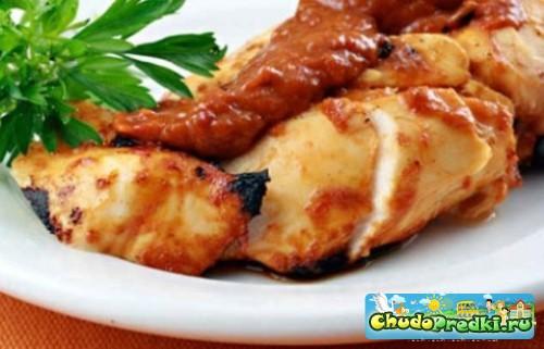 Вкусный рецепт приготовления куриного мяса