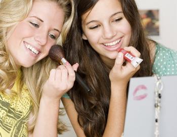 Правила макияжа для девочки-подростка