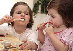 Как приучить ребёнка к гигиене