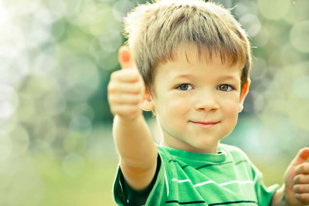Как воспитать оптимиста. Советы психолога