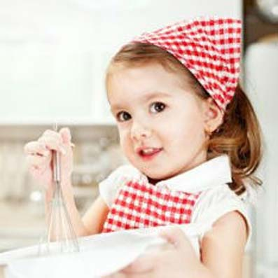 Детские рецепты: как и чем накормить ребенка?
