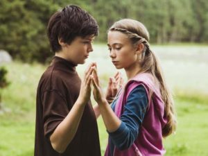 Первая любовь мальчика-подростка