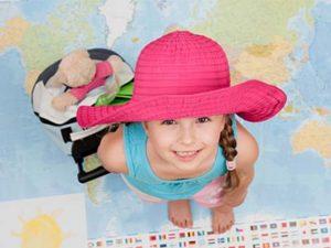Отдых ребенка за границей