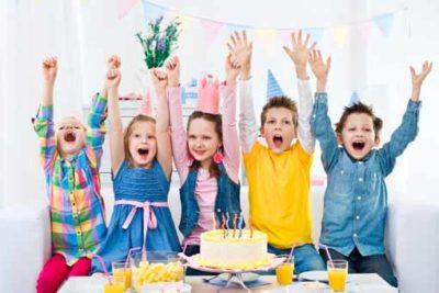 Детский день рождения — советы