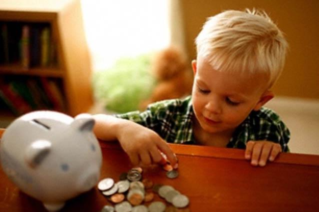 Давать ли деньги ребенку?