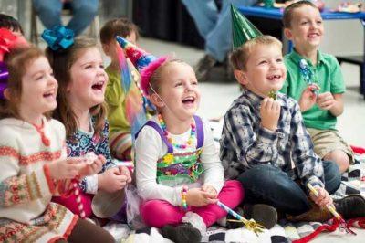 Детский праздник. Что может быть важнее?