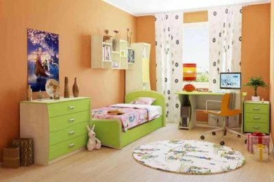 Какую комнату выбрать для детской