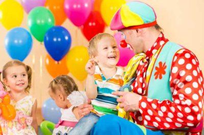 Если ребенок боится клоунов