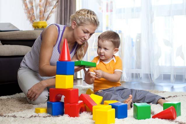 Игры для развития памяти у ребенка
