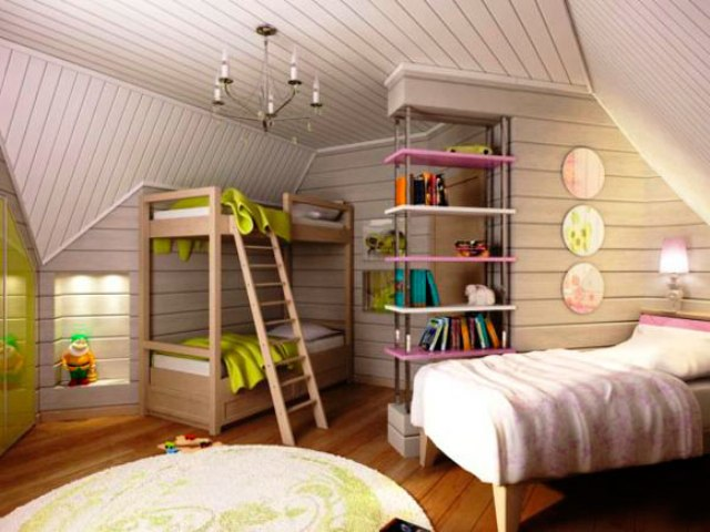 Как утеплить детскую комнату в деревянном доме