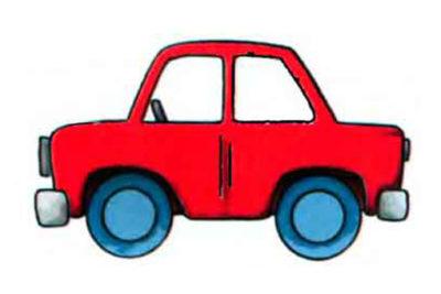 Как научить ребенка рисовать машину