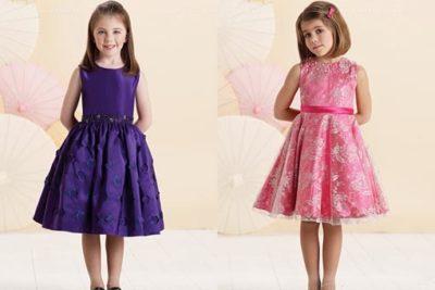 Платье для юных модниц