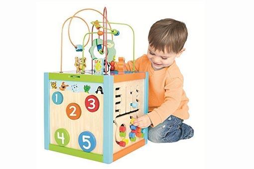 Математические  игры с ребенком с одного года