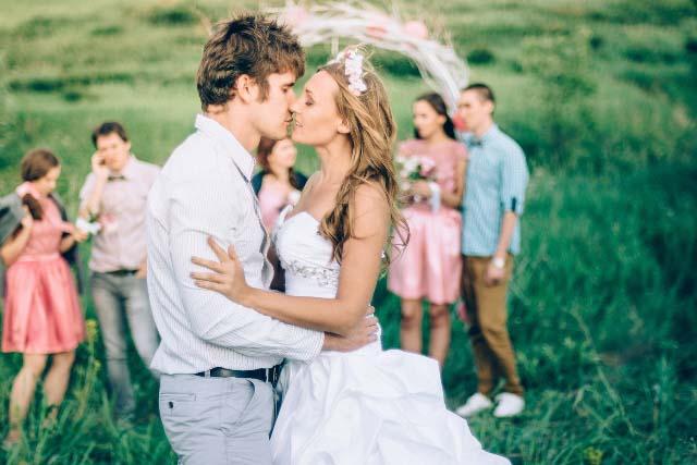 Основные стили свадьбы