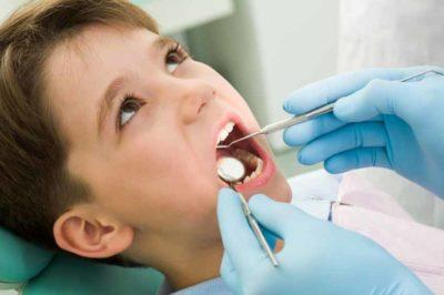 Лечение детских зубов