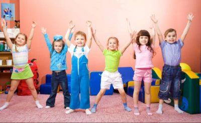 Зарядка для дошкольников