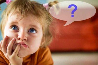 Что хотят знать дети обо всем на свете?