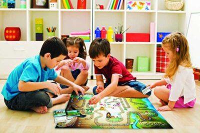 Игры для детей: как не скучать дома