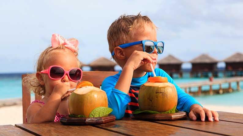Недорогой и полезный отдых с детьми