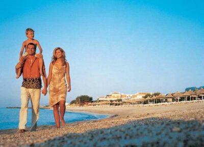 Отдых с детьми на Крите
